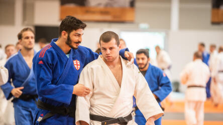 EJU Training Camp Papendal 2019